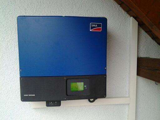 Referenz Wechselrichter